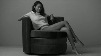 Calvin Klein Underwear TV Spot, 'First Kiss' Featuring Laura Harrier