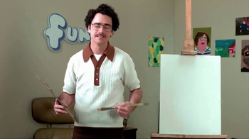 Sprint TV Spot, 'Adult Swim: Fun Arts Challenges' - Thumbnail 2
