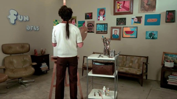 Sprint TV Spot, 'Adult Swim: Fun Arts Challenges' - Thumbnail 3