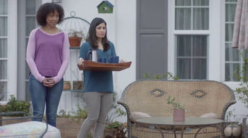 Lowe's Refresh Your Outdoors Event TV Spot, 'The Moment: Not the Look' - Thumbnail 3