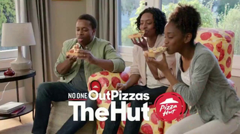 Pizza Hut $7.99 2-Topping TV Spot, 'Reorder' - Thumbnail 10