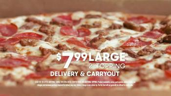 Pizza Hut $7.99 2-Topping TV Spot, 'Reorder' - Thumbnail 3