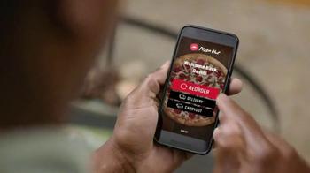 Pizza Hut $7.99 2-Topping TV Spot, 'Reorder' - Thumbnail 8