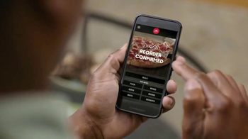 Pizza Hut $7.99 2-Topping TV Spot, 'Reorder' - Thumbnail 9