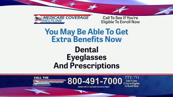 Medicare Coverage Helpline TV Spot, 'Accepting Calls' - Thumbnail 1