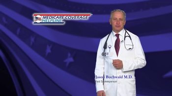 Medicare Coverage Helpline TV Spot, \'Accepting Calls\'