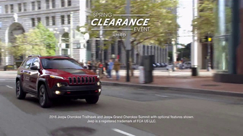 Jeep Spring Clearance Event TV Spot, 'Adventure Ready' [T2] - Thumbnail 1