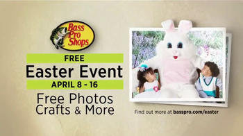 Bass Pro Shops Easter Event TV Spot, 'Dash Packs and Hikers' - Thumbnail 7