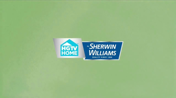 HGTV Home by Sherwin-Williams INFINITY TV Spot, 'One-Coat Coverage' - Thumbnail 10