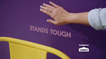 HGTV Home by Sherwin-Williams INFINITY TV Spot, 'One-Coat Coverage' - Thumbnail 9