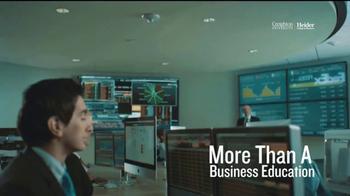 Creighton University Heider College of Business TV Spot, 'Opportunities' - Thumbnail 2