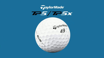 TaylorMade TP5 & TP5x TV Spot, 'A Major Difference' Featuring Sergio Garcia - Thumbnail 8