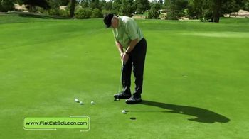 Lamkin Flat Cat Solution TV Spot, 'No More Yips' Featuring Hank Haney - 174 commercial airings