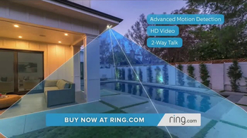 Ring Floodlight Cam TV Spot, 'Every Corner of Your Home'
