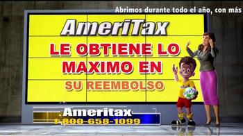 Ameritax TV Spot, 'Lo máximo en su reembolso' [Spanish] - Thumbnail 2
