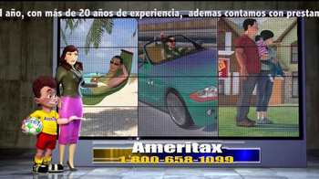 Ameritax TV Spot, 'Lo máximo en su reembolso' [Spanish] - Thumbnail 7
