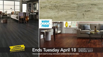 Lumber Liquidators TV Spot, 'Spring 2017 Floor Trends: Hardwood and Bamboo' - Thumbnail 6