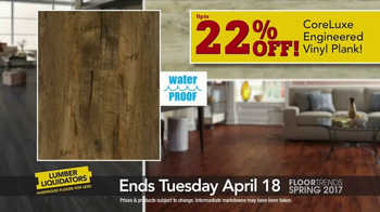 Lumber Liquidators TV Spot, 'Spring 2017 Floor Trends: Hardwood and Bamboo' - Thumbnail 7