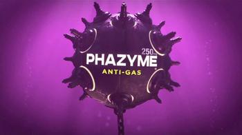 Phazyme Maximum Strength Fast Gels TV Spot, 'Twice the Amount'