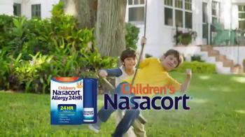 Children's Nasacort Allergy 24HR TV Spot, 'All Stuffed Up' - Thumbnail 6
