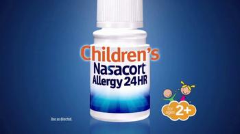 Children's Nasacort Allergy 24HR TV Spot, 'All Stuffed Up' - Thumbnail 3