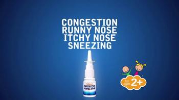 Children's Nasacort Allergy 24HR TV Spot, 'All Stuffed Up' - Thumbnail 4