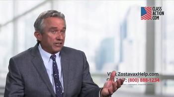 ClassAction.com TV Spot, 'Potential Dangers of the Zostavax Vaccine' - Thumbnail 5