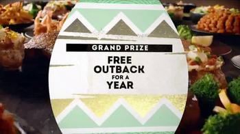 Outback Steakhouse TV Spot, 'Join Us for the Spring STEAK Hunt' - Thumbnail 6