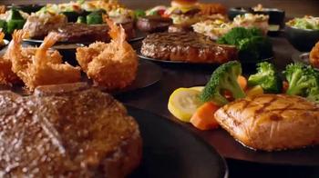 Outback Steakhouse TV Spot, 'Join Us for the Spring STEAK Hunt' - Thumbnail 7