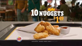 Burger King Savings TV Spot, 'Deal Time' - Thumbnail 4