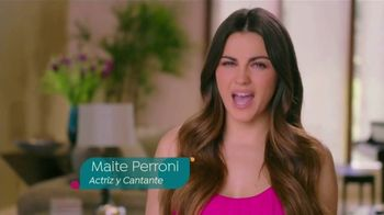 Proactiv TV Spot, 'La espalda' con Maite Perroni [Spanish] - 58 commercial airings