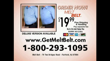 Melt Belt TV Spot, 'Flattering Figure' - Thumbnail 9