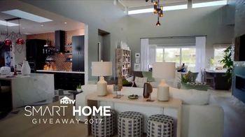 2017 HGTV Smart Home Giveaway TV Spot, 'Modern Desert Home'