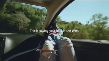 Bank of the West TV Spot, 'Mobile Banking: Road Trip'