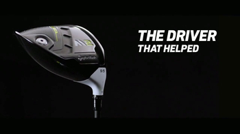 TaylorMade M2 TV Spot, 'M2sters Champion' Featuring Sergio Garcia - Thumbnail 7