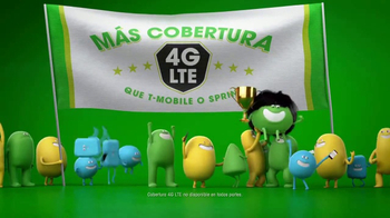 Cricket Wireless TV Spot, 'Triunfando' [Spanish] - Thumbnail 2