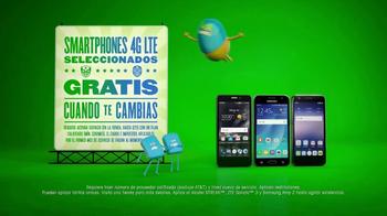 Cricket Wireless TV Spot, 'Triunfando' [Spanish] - Thumbnail 4