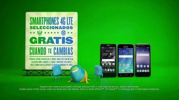 Cricket Wireless TV Spot, 'Triunfando' [Spanish] - Thumbnail 5