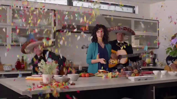 Avocados From Mexico TV Spot, 'Kitchen Party' - Thumbnail 4