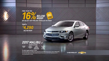 Chevrolet Bonus Tag Event TV Spot, 'More Awards' [T2] - Thumbnail 8