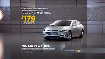 Chevrolet Bonus Tag Event TV Spot, 'More Awards' [T2] - Thumbnail 7