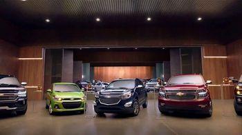 Chevrolet Bonus Tag Event TV Spot, 'More Awards' [T2] - 517 commercial airings