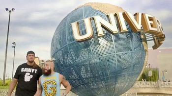 Universal Orlando Resort TV Spot, 'Best Day Ever' Featuring Enzo and Cass - 42 commercial airings