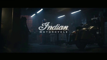 Indian Motorcycle The Road is Calling Sales Event TV Spot, 'Legend' - Thumbnail 1