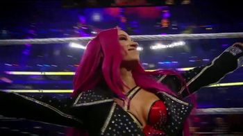The Real Cost TV Spot, 'WWE: Boss' Featuring Sasha Banks - 2 commercial airings