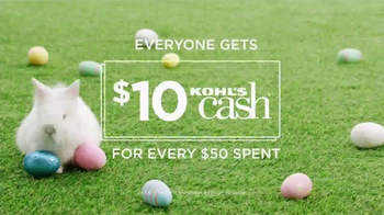Kohl's TV Spot, 'Easter Looks' - Thumbnail 6