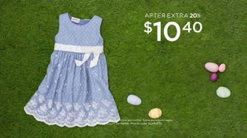 Kohl's TV Spot, 'Easter Looks' - Thumbnail 3