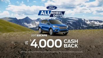 2017 Ford Escape TV Spot, 'Get it All' [T2] - Thumbnail 10