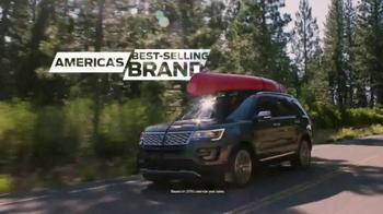 2017 Ford Escape TV Spot, 'Get it All' [T2] - Thumbnail 7