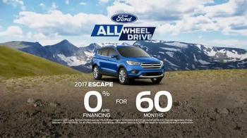 2017 Ford Escape TV Spot, 'Get it All' [T2] - Thumbnail 8